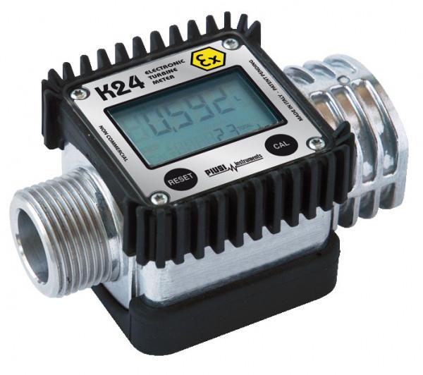 Durchflusszähler K24 A ATEX/IECEx, digital