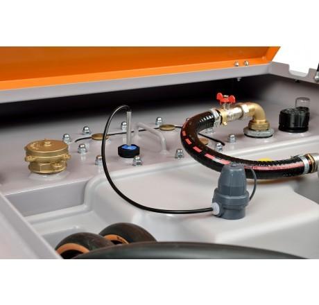 Grenzwertgeber für DT-Mobil PRO ST ohne Pumpe oder mit Handpumpe
