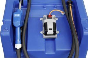 Blue-Mobil Easy für AdBlue® 125l mit Tauchpumpe, Akku, Ladegerät