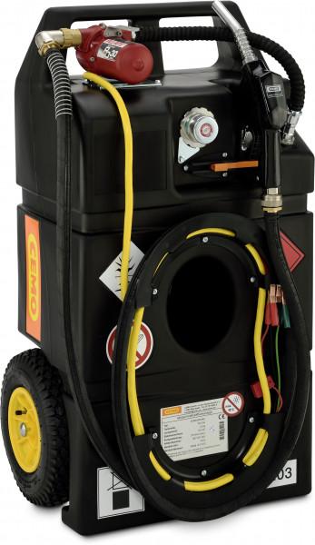 Kraftstoff-Trolley Ex0 95l, Elektropumpe mit Flammendurchschlagsicherung