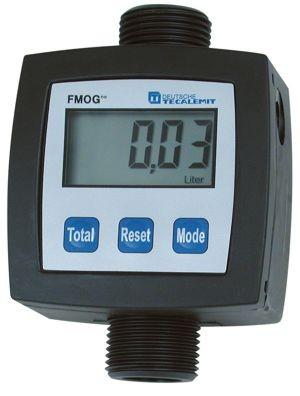 Elektrischer Durchflusszähler FMOGn mit Doppelimpulsausgang