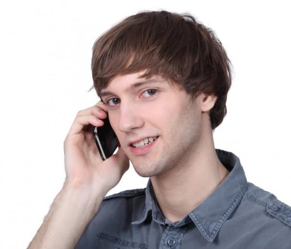 Telefonisches Avis