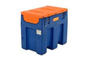 Blue-Mobil Easy für AdBlue® 600l mit Membranpumpe mit Zubehör Klappdeckel