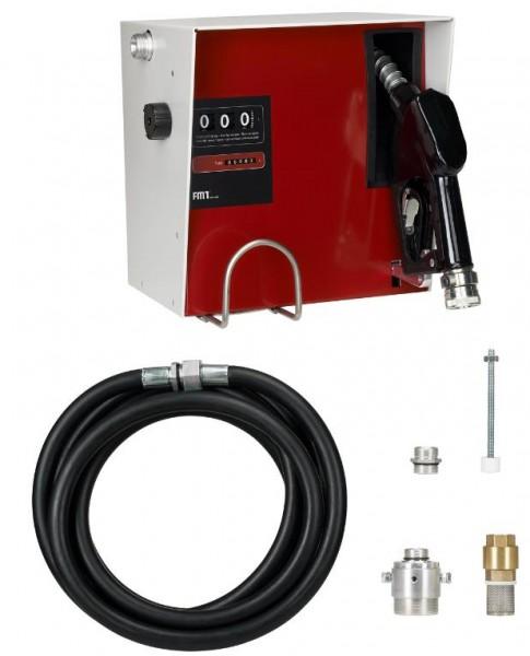 Dieselpumpenset zur Wandmontage 230V, 100 l/min, mit Zähler