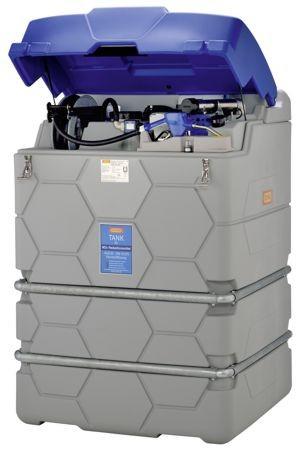 CUBE-Tank AdBlue® Outdoor Premium 1500l TA für Tankautomat