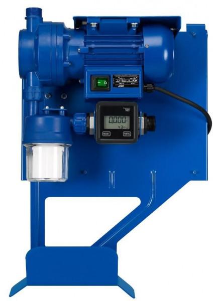 Urea-Pumpenset für Montage an IBC-Cont. 230V 35l/min, mit Filter und Zähler