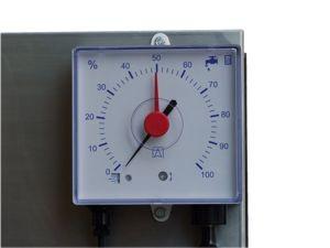 Füllstandmeßgerät pneumatisch