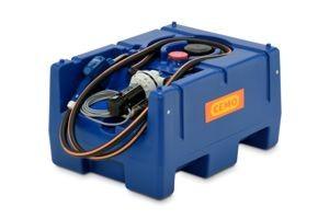 Blue-Mobil Easy 125 l mit Elektropumpe