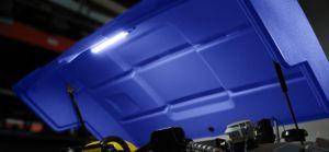 LED Armaturenbeleuchtung mit Bewegungssensor und Batterie