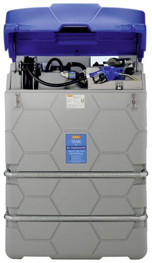 CUBE-Tank AdBlue® Outdoor Premium Plus mit Klappdeckel