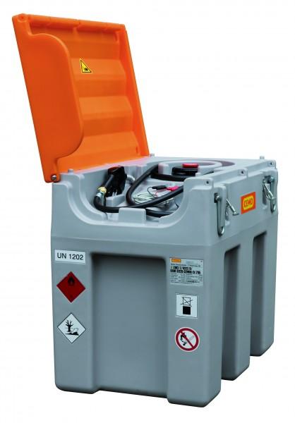 Klappdeckel für DT-Mobil Easy 430-980 430 l, 460 l, 600 l, 850/100 l, 980 l