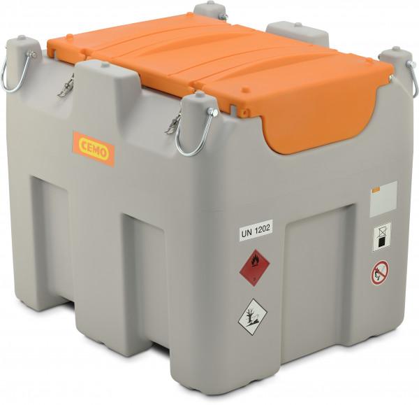DT-Mobil Easy COMBI 850/100l Diesel/AdBlue®, Premium, Elektropumpe, ADR-Zulassung