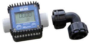 Digitaler Durchflusszähler K24 für AdBlue®, Kunststoff, 6-100 l/min