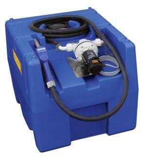 Blue-Mobil Easy 200 l mit Elektropumpe