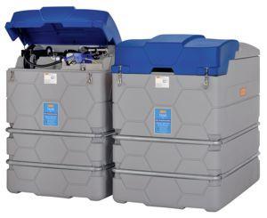 CUBE-Tank AdBlue® Outdoor Erweiterungseinheit mit Klappdeckel
