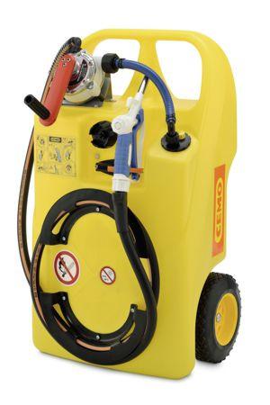 Trolley für Scheibenwischwasser/Kühlerfrostschutz