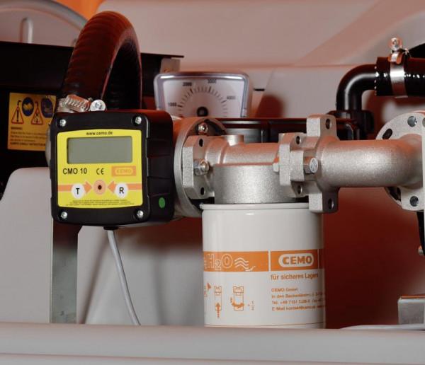 Zählwerk K33 komplett mit Filter und Wasserabscheider