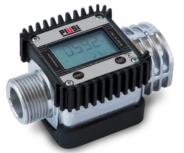 Turbinen-Volumenstrommesser