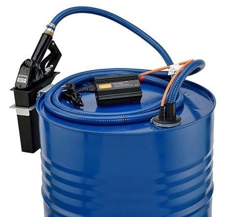 Tauchpumpe SP 30 für Diesel, mit Netzgerät 230V, Automatik-Zapfventil