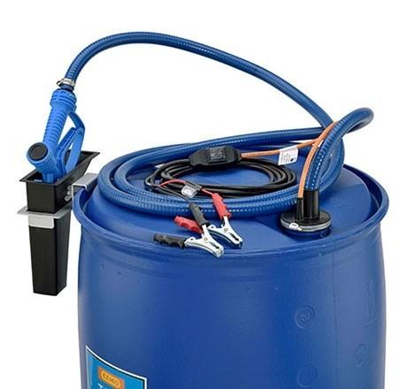 Tauchpumpe SP 30, 12 V für AdBlue®, 4m Kabel mit Schalter und Polzangen