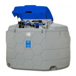 CUBE-Tank AdBlue® Outdoor Basic 5000l CUBE-Tankanlagen für AdBlue®