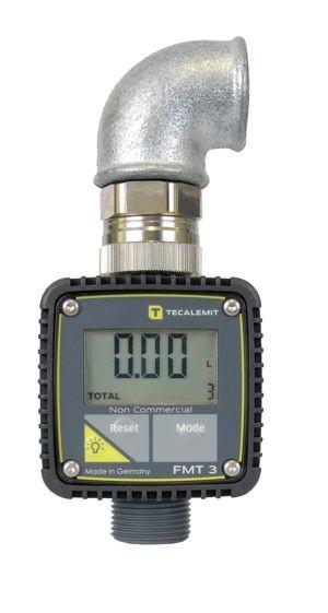 Zähler FMT II/50 für Elektro-Pumpe