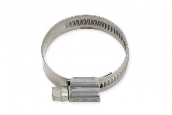 Schlauchschelle 25-40mm, Edelstahl