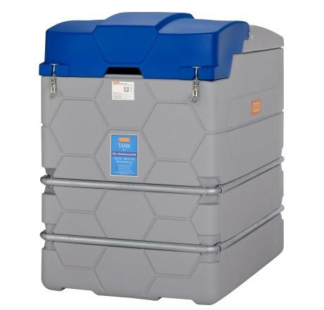 CUBE-Tank AdBlue® Outdoor Basic 2500 l (Abb. ähnlich)
