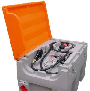 Klappdeckel für DT-Mobil Easy 440l, 440/50l und Pickup 210l