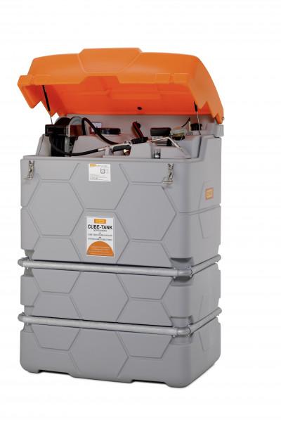 CUBE-Schmierstofftank Outdoor 2500l Premium