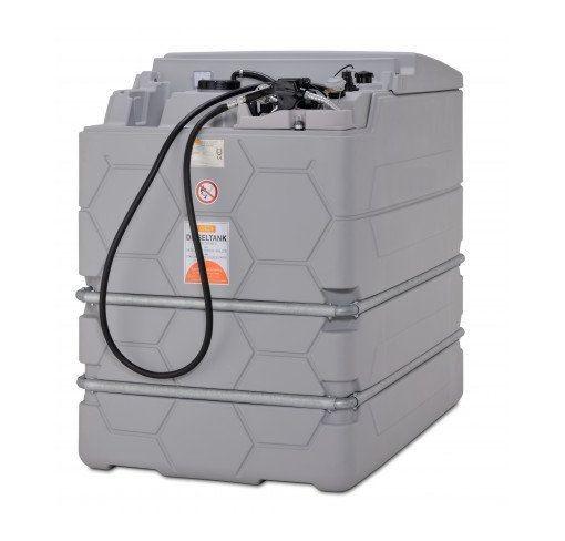 CUBE Dieseltank Indoor Basic 1500 l