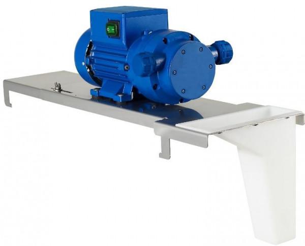 Urea-Pumpenset auf Grundplatte, 230 V 35 35l/min, für Fassmontage, mit Zapfventil
