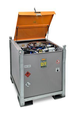 CEMO DT-MOBIL PRO Stahl Combi 980/200l
