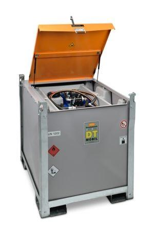 DT-Mobil PRO COMBI Diesel-/AdBlue®-Tank 850/100 l, PE-Innentank, ADR-Zulassung