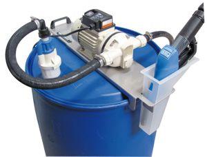 Cematic Blue Pumpensystem für Fässer 220l
