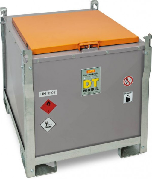 CEMO DT-MOBIL PRO Stahl 980l