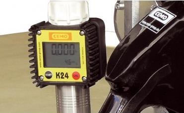 Zähler K24 für DT-Mobil 850/100 l und 980 l