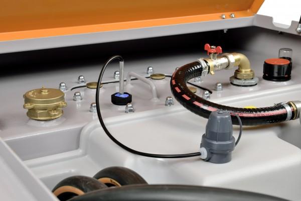 Grenzwertgeber für DT-Mobil PRO ST und PRO ST COMBI mit Elektropumpe