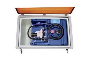 Isolierbox für Blue-Mobil Easy AdBlue® 125l und 200 l