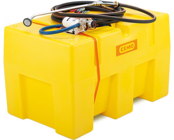 Mobiles Bewässerungssystem BWS 25-Pro PE