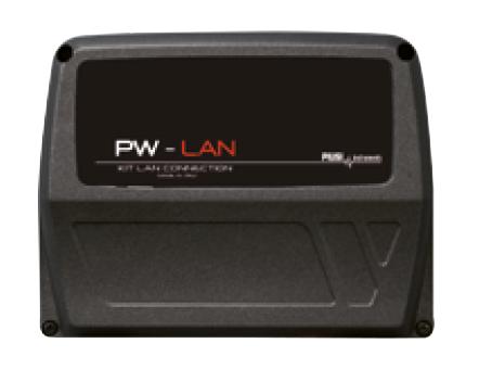 PW-LAN - zum herunterladen von Transaktionen aus Abgabeeinheiten