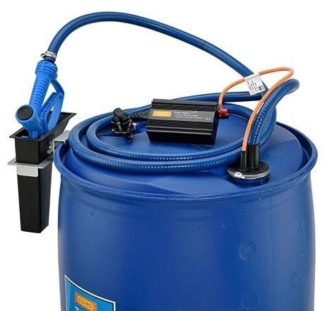 Elektropumpe SP30 12V für AdBlue® Kühlfrostschutzmittel mit Netzgerät 230V