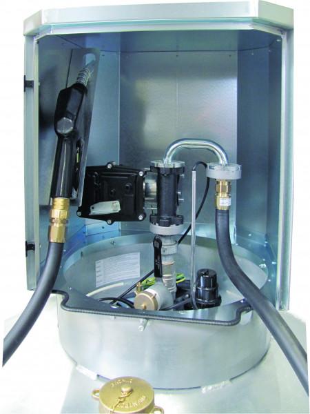 Elektropumpe, ca. 40 l/min, ATEX, 230 V für KS-Mobil