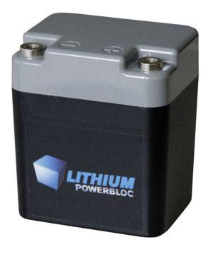Lithium-Eisenphosphat-Akku 13,2 V 3,3 Ah
