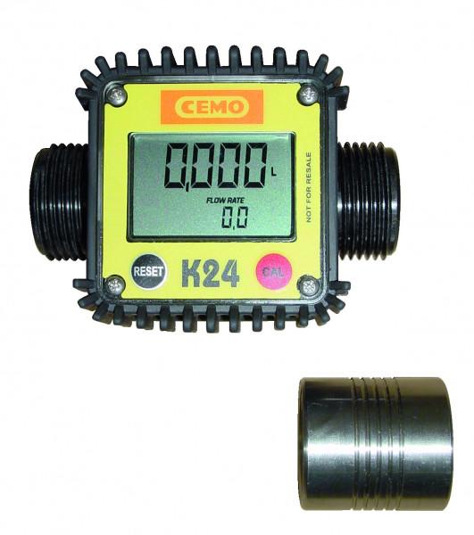 Zähler K24, digital