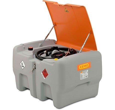 DT-Mobil Easy 440l, leise Elektropumpe SP30 12V, 30l/min, AZP, Deckel, ADR-c