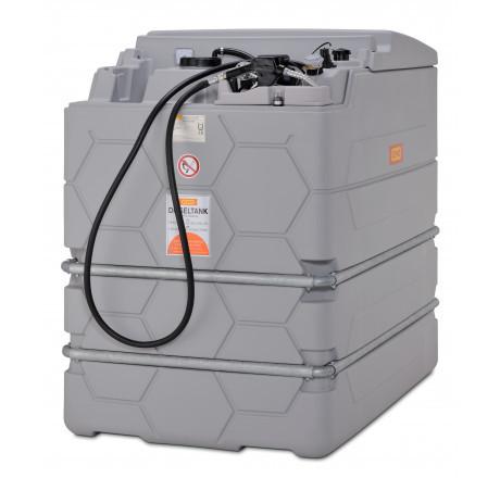 CUBE-Dieseltank Indoor Basic 1000l mit 4 m Befüllschlauch