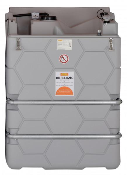 CUBE-Dieseltank Indoor 1500l Erweiterungseinheit 2