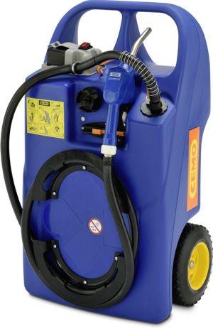 Trolley für AdBlue®, 60 l mit CENTRI SP 30 12 V, Akku, Zapfschlauch