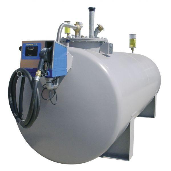 CEMO Stahltank 5000l mit Zubehör